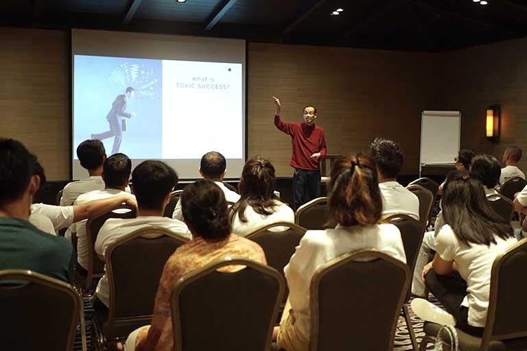 Dokumentasi video event Bali